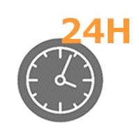 365日・24時間・土日祝日sしております。