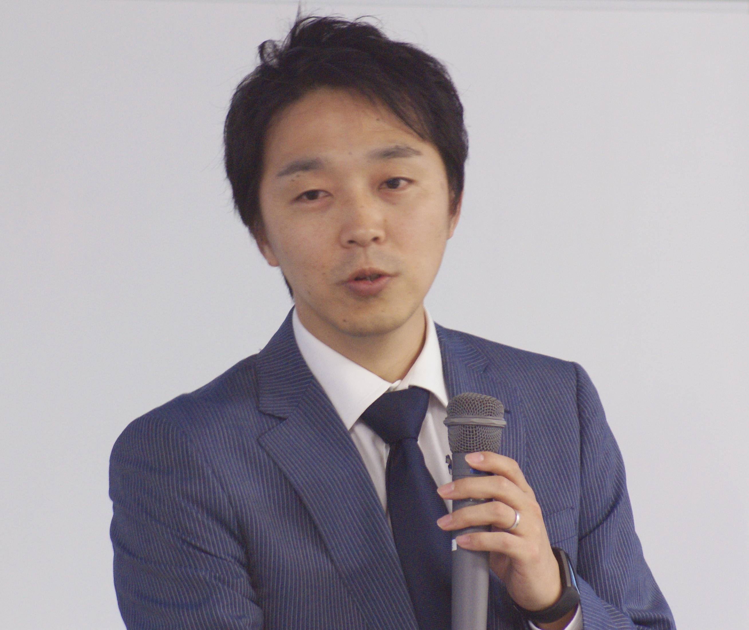 アディッシュ株式会社 フロントサポート事業部 事業部長 大西 直輝