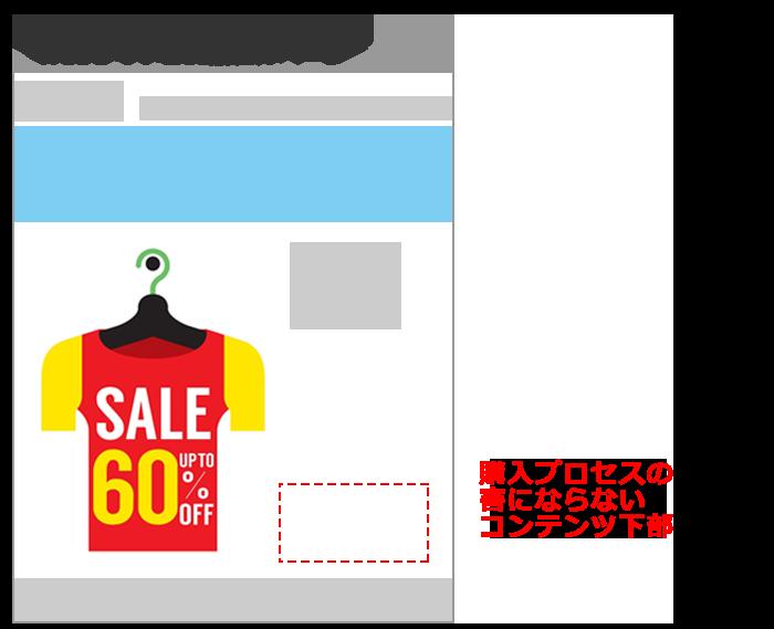 イメージ図:Webサイト商品詳細ページ